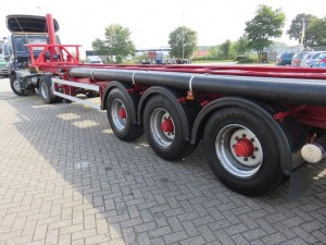 BENALU 40ft tipping chassis